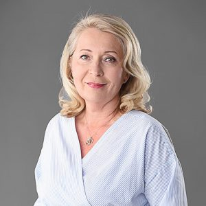 Anneli Alasalmi-Husso, Psykoterapeutti, Oulu